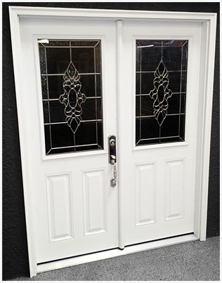 Entry french door